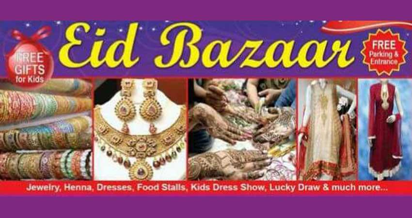 Bangla Eid Bazaar - Eid Festival 2018 Ottawa
