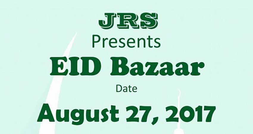 Eid Bazaar in Pickering