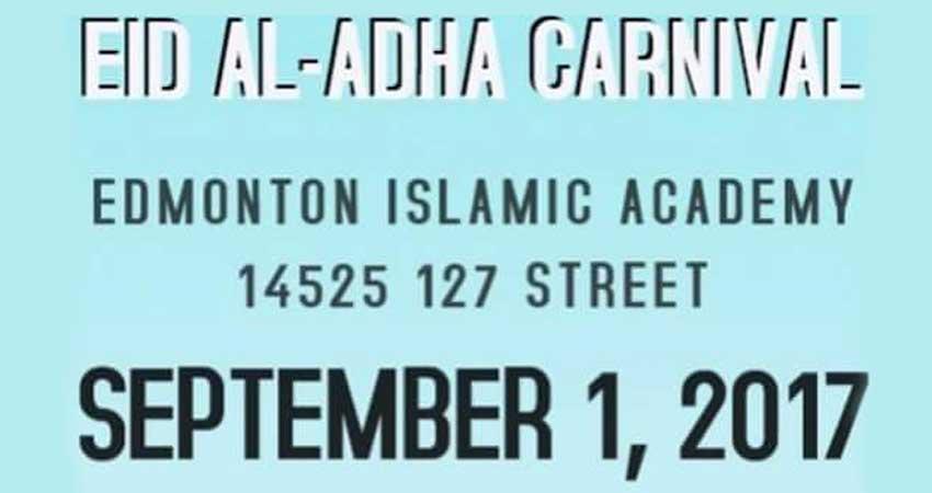 Eid Al Adha Carnival at Edmonton Islamic Academy