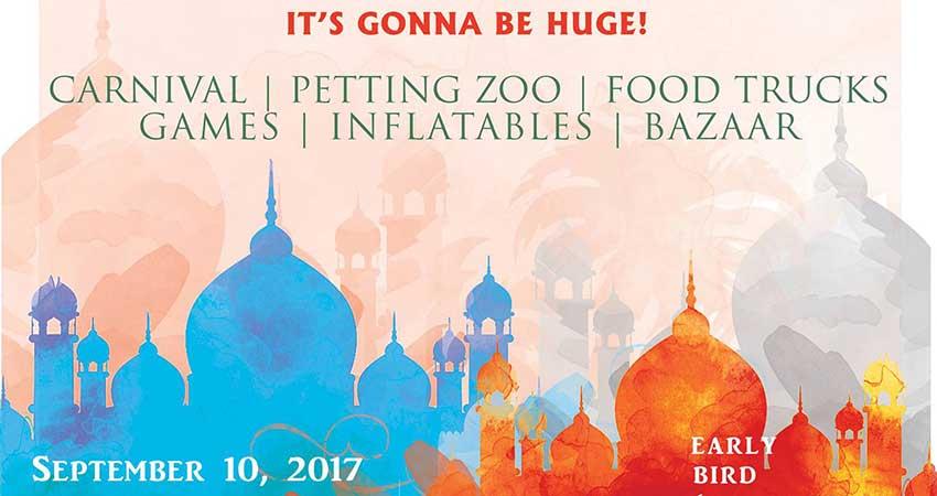 Edmonton Eid Fair 2017