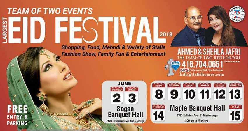 Largest EID Festival 2018