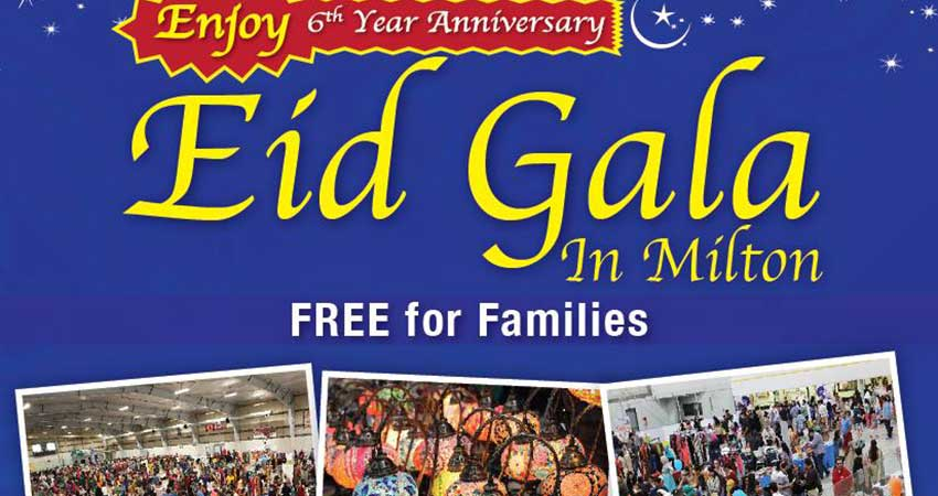 Eid Gala in Milton