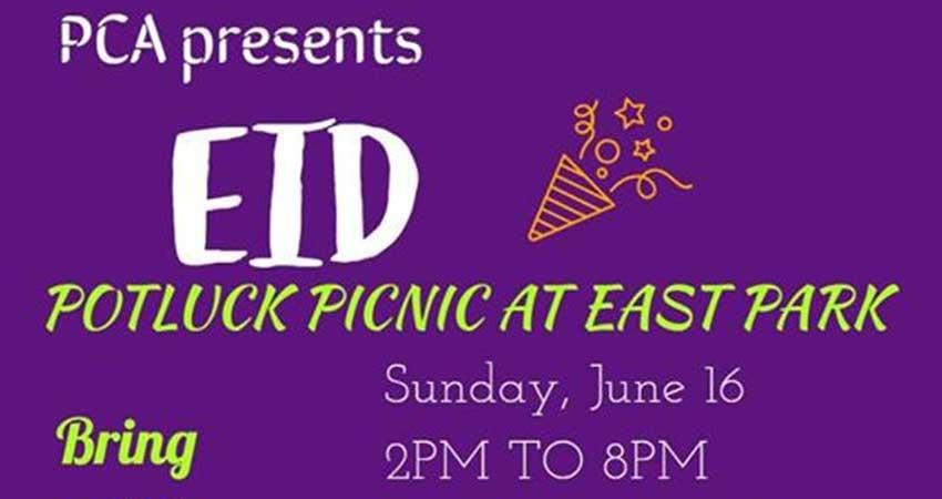 Pakistani Canadian Association of London Eid Potluck Picnic