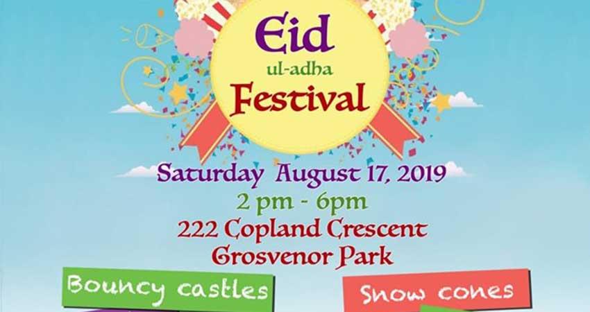 Islamic Association of Saskatchewan Saskatoon Eid ul Adha Festival