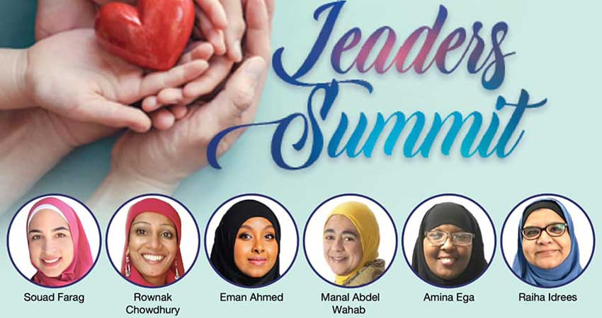 ONLINE Being ME Muslimah Empowered Toronto Leader's Summit