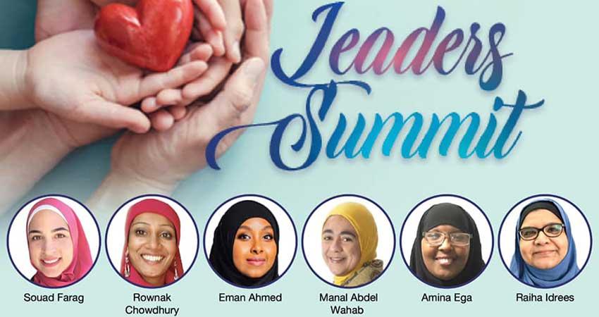 ONLINE Being ME Muslimah Empowered Toronto Leader's Summit