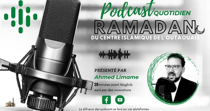 Centre Islamique de l'Outaouais Ramadan Podcast quotidien