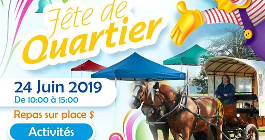Centre Communautaire Laurentien Fête nationale du Québec