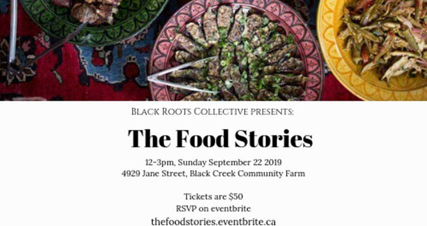 Black Roots Collective The Food Stories with Chef Bashir Munye
