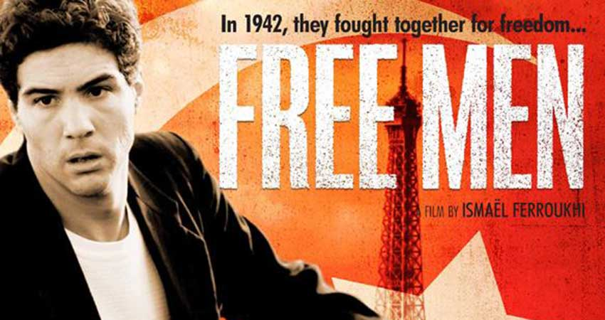Holocaust Education Week   Film Screening of 'Free Men' Exploring Role of North African Muslims Resisting Nazis in France
