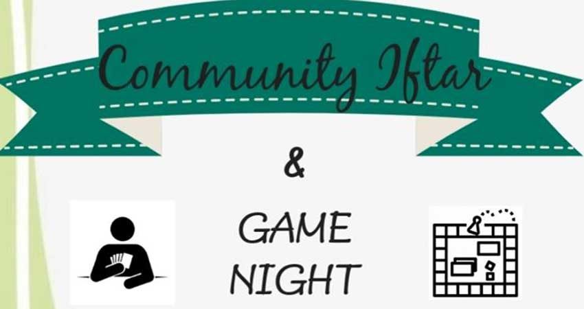 MacEwan University Muslim Students Organization Community Iftar and Game Night