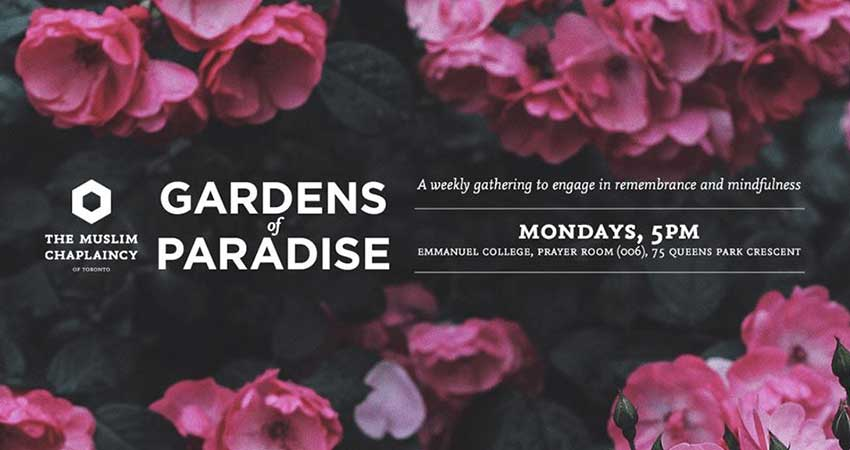 The Muslim Chaplaincy of Toronto Gardens of Paradise