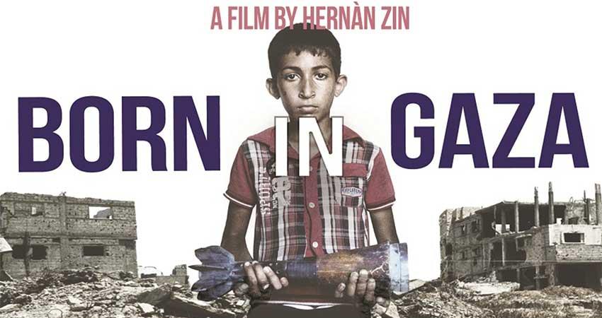 Hamilton Voices of Palestine Film Series: Born in Gaza