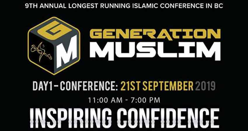 Generation Muslim Conference
