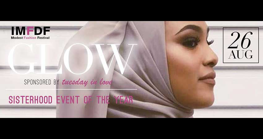 IMFDF Modest Fashion Event 2017 GLOW