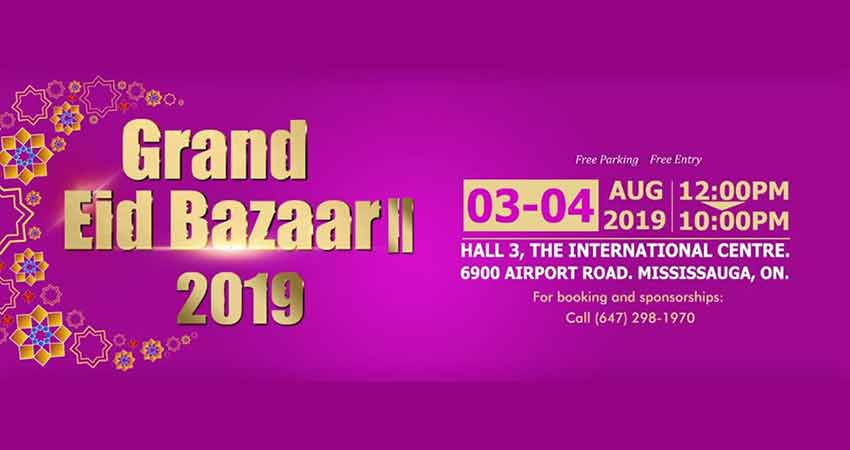 Grand Eid Bazaar II 2019
