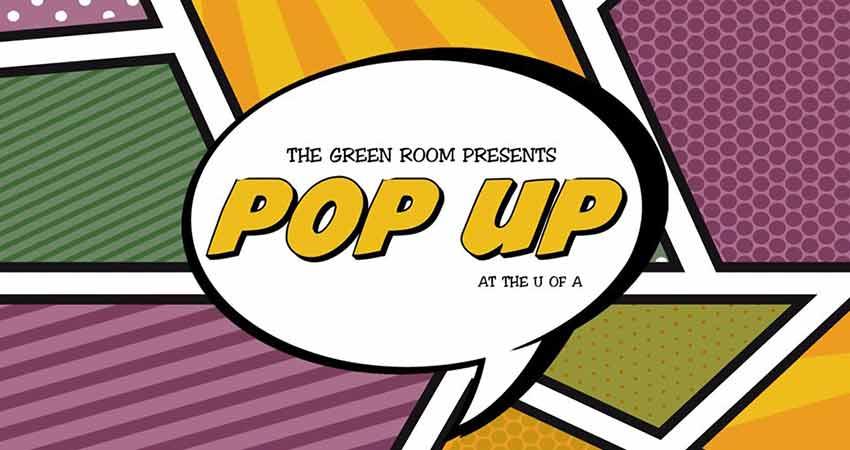 Muslim Students Association University of Alberta Pop-Up   The Green Room