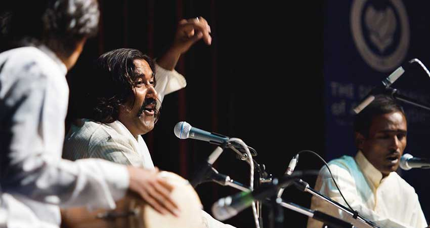 Green College UBC Sufi and Devotional Music of Rajasthan: Mukhtiar Ali in Concert