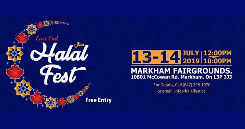 East End Halal Fest 2019
