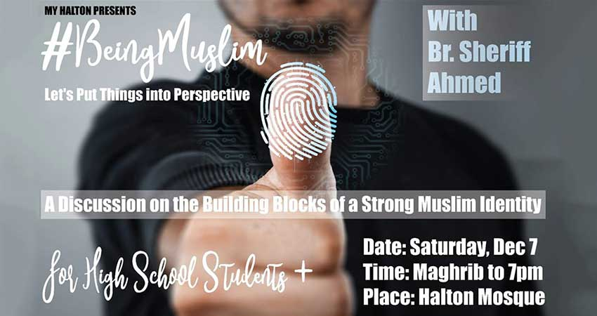 Youth Session: Building Blocks of a Strong Muslim Identity