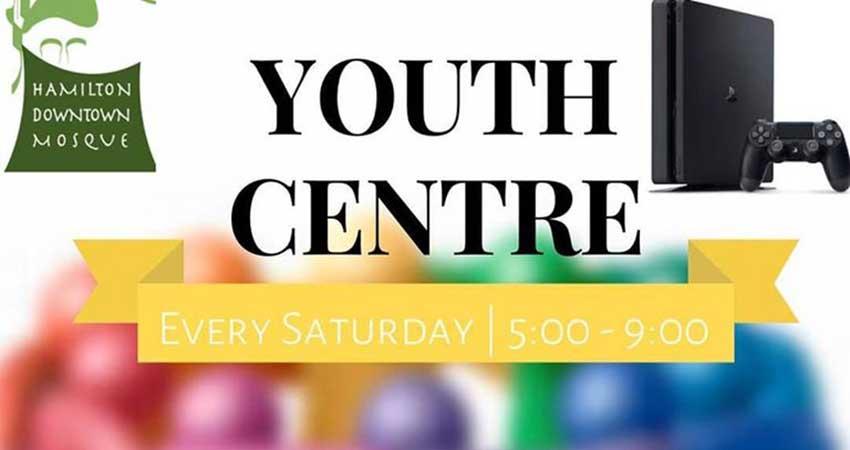 Hamilton Downtown Mosque Boys Youth Centre Saturdays
