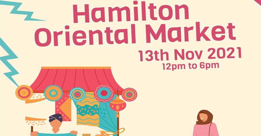 Hamilton Oriental Market