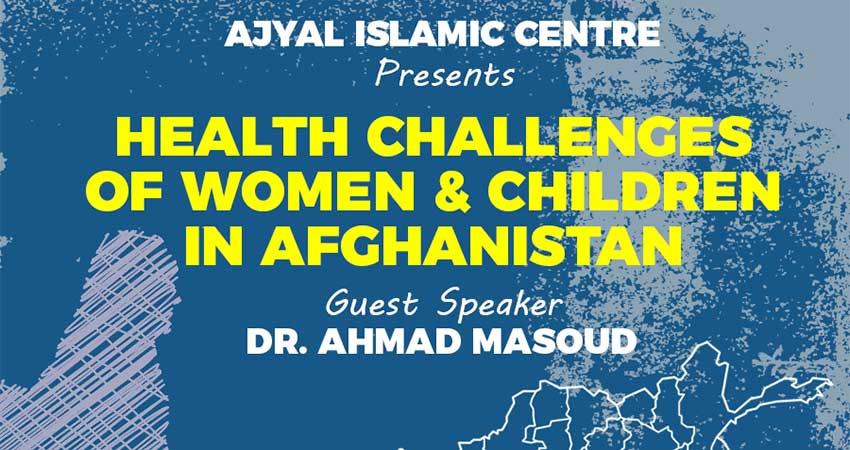Health Challenges of Women and Children in Afghanistan