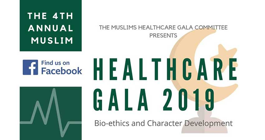 Annual Muslim Healthcare Gala