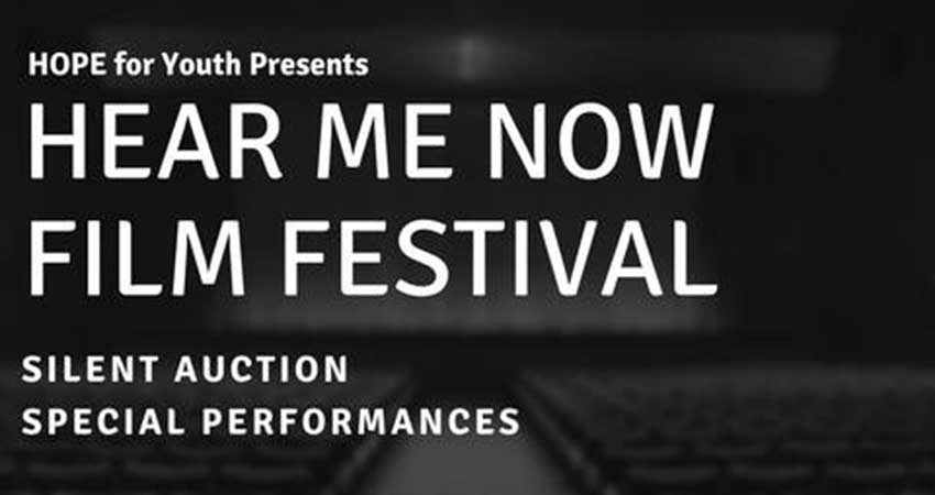 Hear Me Now Film Festival