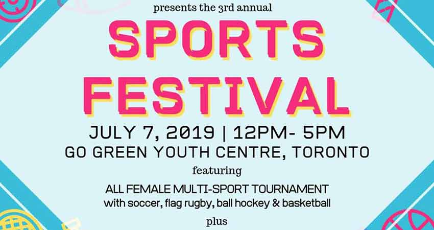 Hijabi Ballers Sports Festival