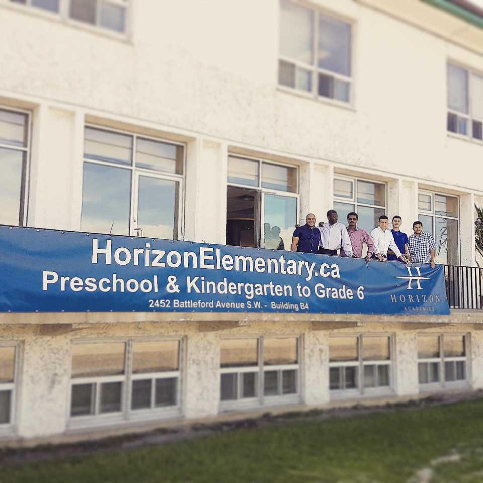 Horizon Elementary Open House