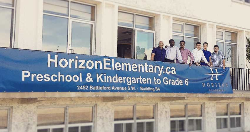Horizon Elementary Open House