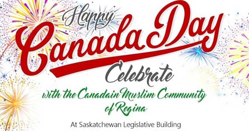 ICNA Sisters Regina Celebrate Canada Day 2019