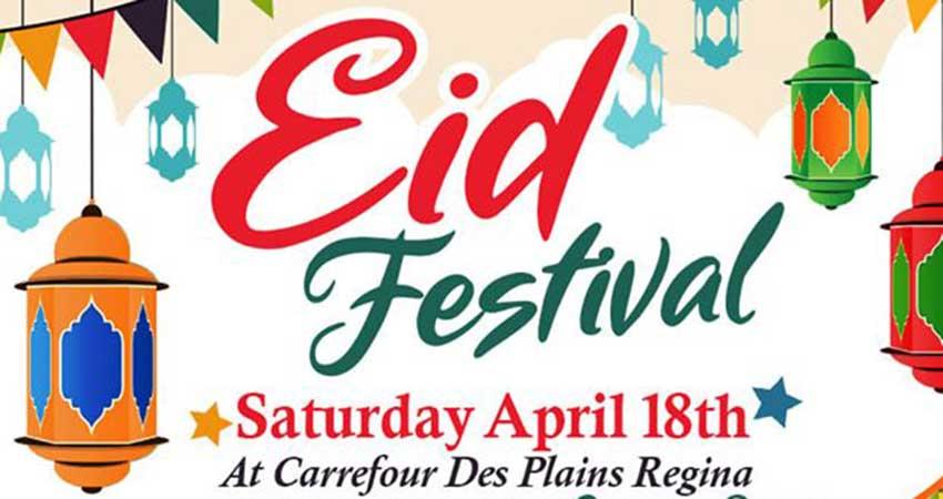 ICNA Sisters Regina Eid Festival