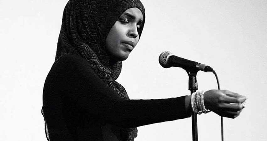 Toronto Poetry Slam featuring Ifrah Hussein!