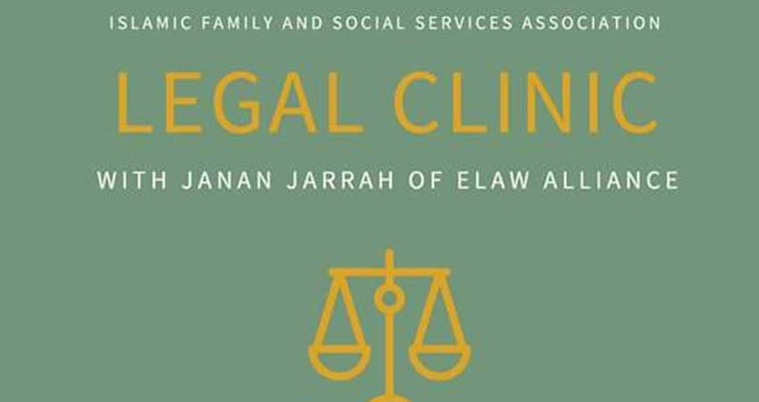 Islamic Family and Social Services Association Legal Clinic