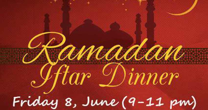 Pakistani Students' Association - University of Alberta Let's Break a Fast Iftar