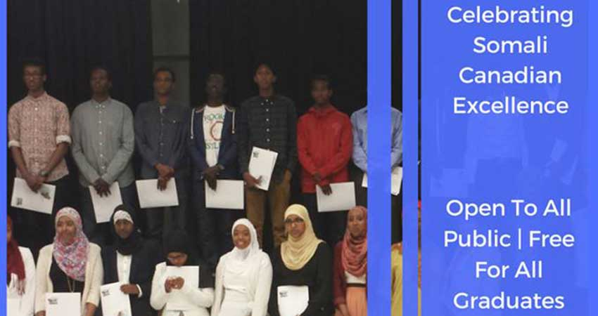 Iftin Graduation Gala: Celebrating Somali Canadian Excellence