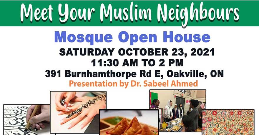 Al Falah Islamic Centre Meet Your Muslim Neighbors Open House