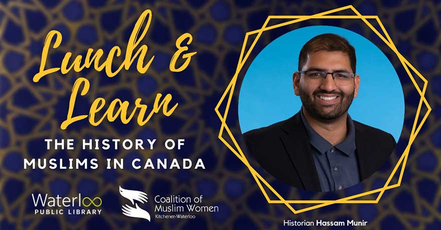 Coalition of Muslim Women (CMW) The History of Muslims in Canada