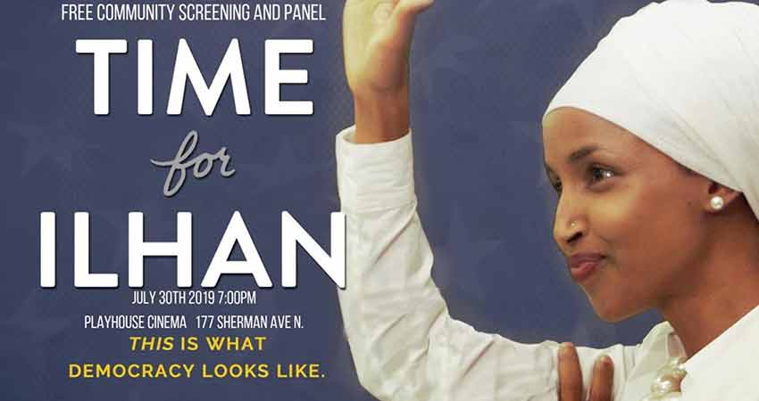 Time for Ilhan Documentary Screening and Panel