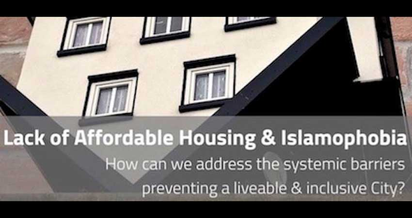 Lack of Affordable Housing & Islamophobia with Nisa Homes