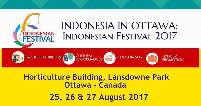Indonesian Festival 2017