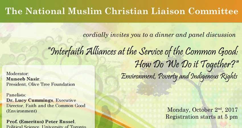 National Muslim Christian Liaison Committee Dinner
