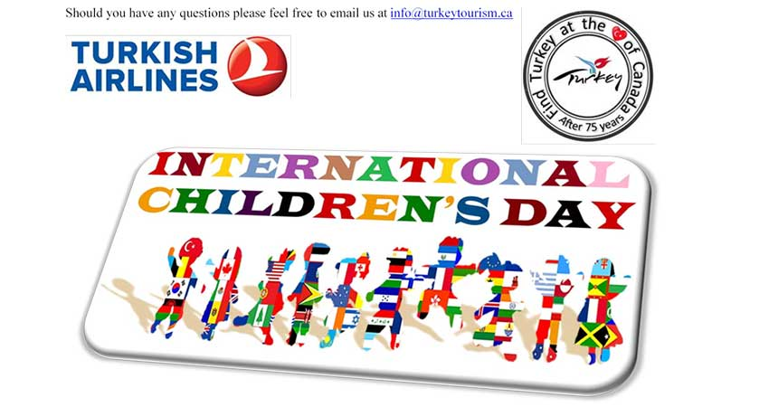International Children's Day Sponsored by the Embassy of Turkey