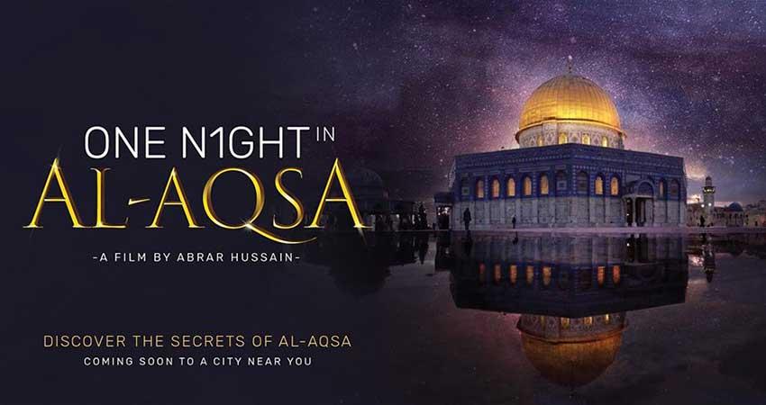 Islamic Relief Canada One Night in Al-Aqsa Film Screening Ottawa