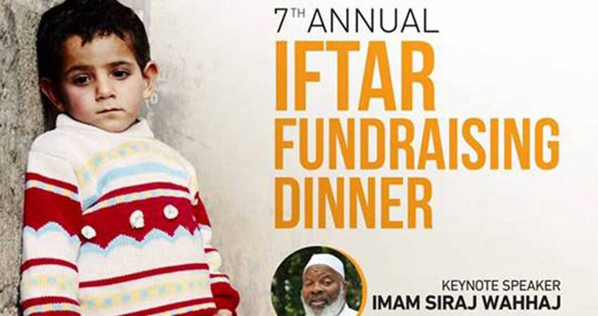 7th Annual Iftar Fundraising Dinner for Orphan Sponsorship