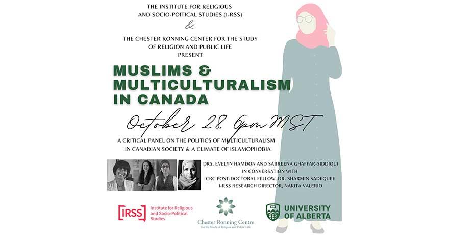 Institute for Religious and Socio-Political Studies Muslims and Multiculturalism in Canada