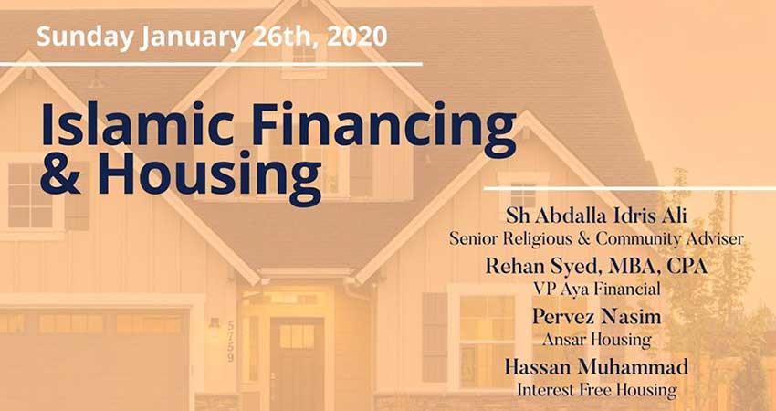 ISNA Canada Islamic Financing and Housing