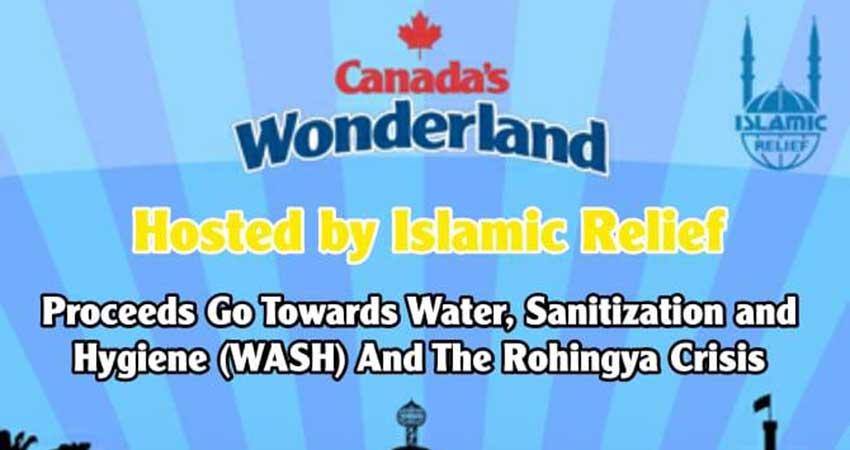 Islamic Relief Wonderland Trip